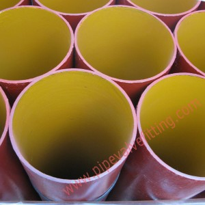ISO 6594 Cast Iron Drainage Pipe