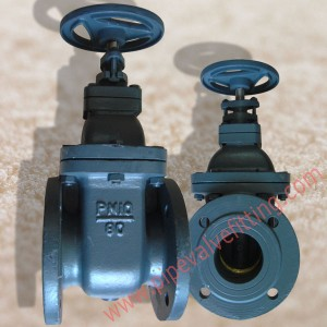OS&Y Rising Stem Resilient Soft Seat Gate Valve