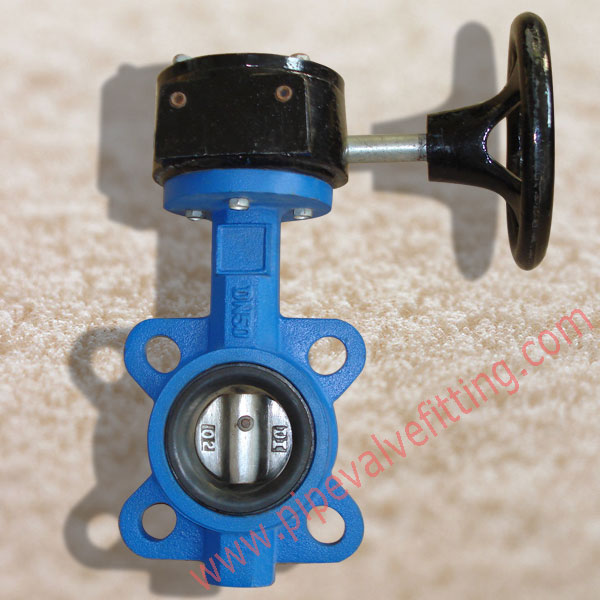 3  butterfly valve face to