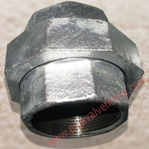 Malleable Iron Pipe Fittings-340 Union